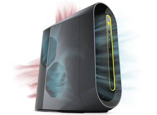 戴尔发布Alienware Aurora锐龙版主机:时隔数十年 AMD回归