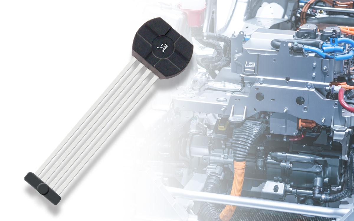 Allegro MicroSystems推出首款专为牵引电机设计的,磁性齿轮齿传感器