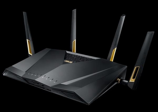 華碩:RT-AX88U路由器率先通過Wi-Fi 6認證