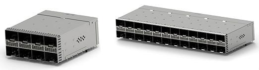 TE推出新型zSFP+堆叠式Belly-to-Belly连接器 帮助超大规模数据中心和网络交换机应用实现更高密度面板接口连接
