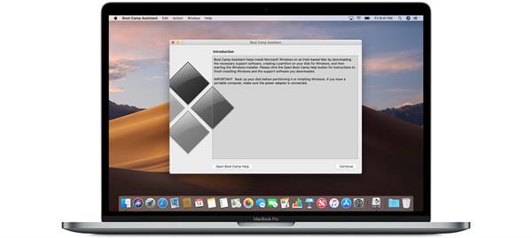 新蘋果MacBook Pro能用Windows了:解決辦法看下