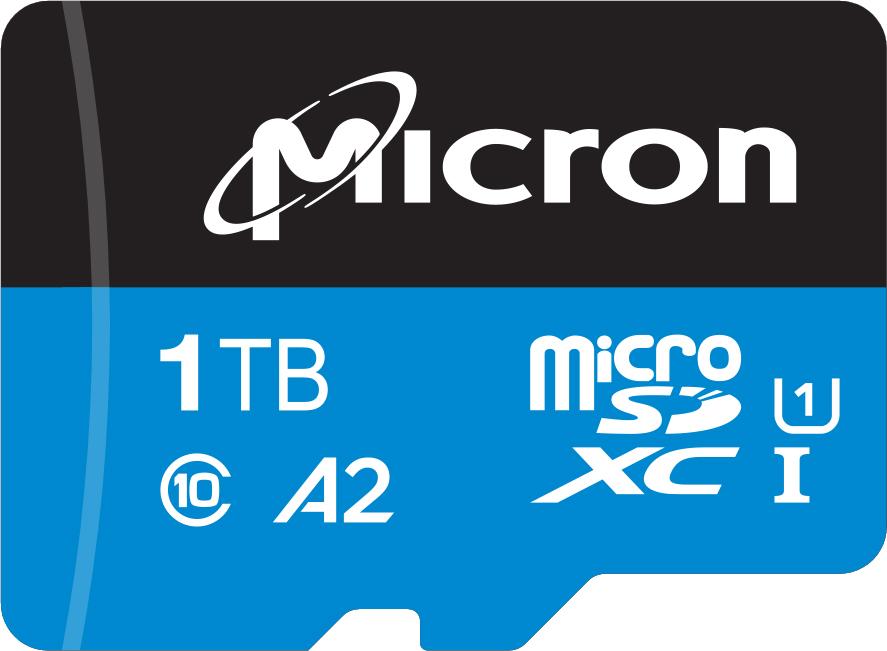 美光率先推出用于云端视频监控的 1TB 工业级 microSD 卡, 减少对网络录像机的需求
