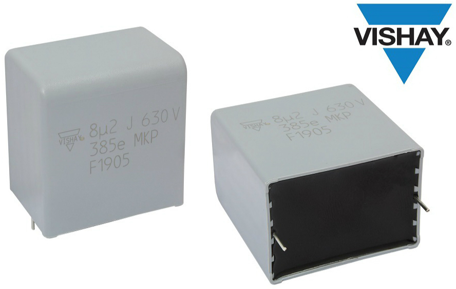 Vishay推出的新款交流和脉冲薄膜电容器适用于电动汽车