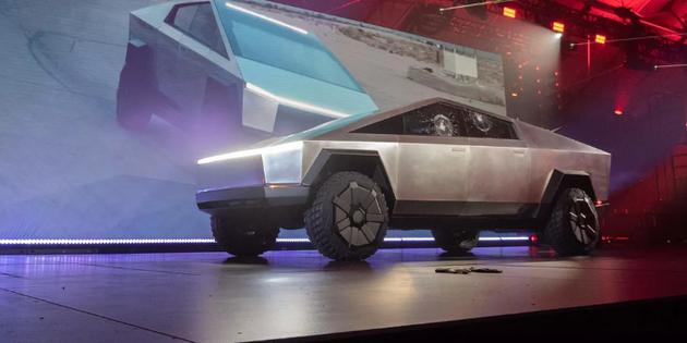 车辆安全机构:特斯拉Cybertruck电动皮卡安全性低