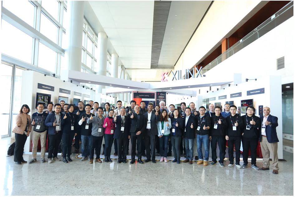 """Xilinx """"数据中心优先战略"""" 取得惊人发展 强大生态系统引领现代数据中心转型"""