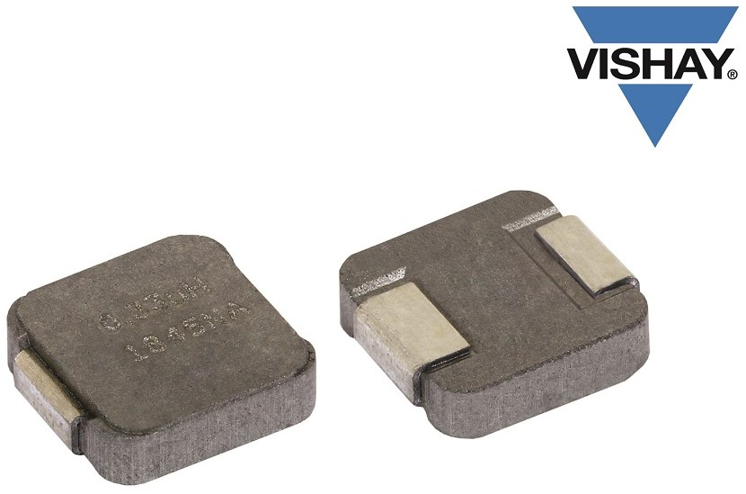 Vishay推出的新款小型商用电感器工作温度可达+155 ℃