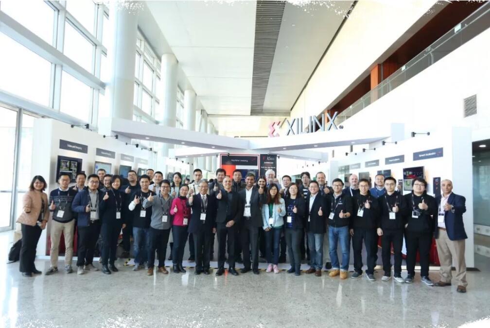 """XDF 一线报道:Xilinx """"数据中心优先战略"""" 取得惊人发展 强大生态系统引领现代数据中心转型"""
