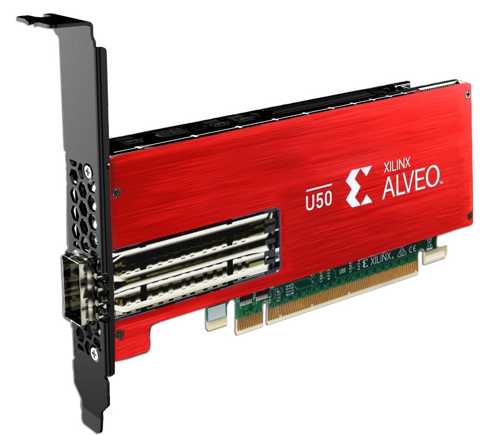 Alveo 加速器卡:为数据中心注入新的活力