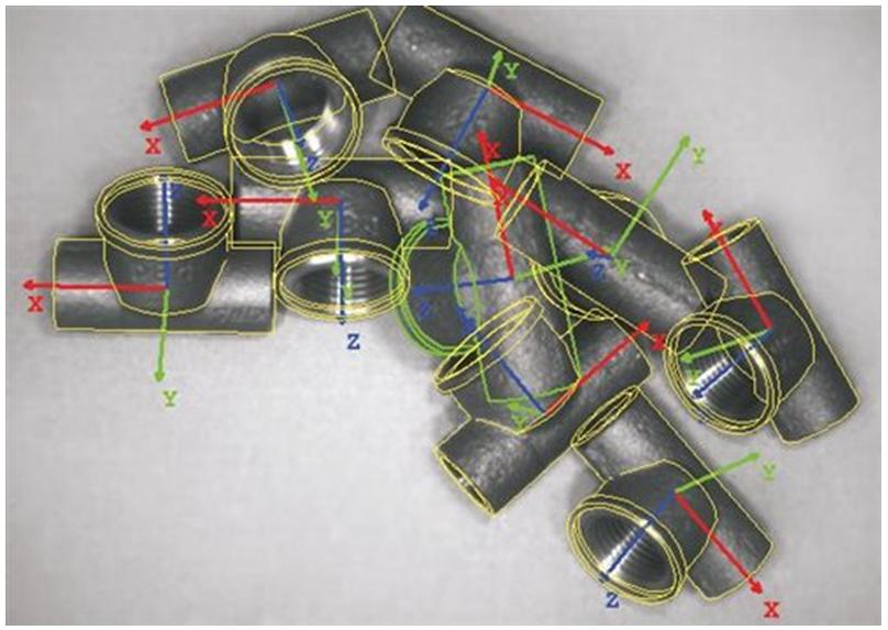 利用TI DLP技术驱动结构光系统实现箱拣精度