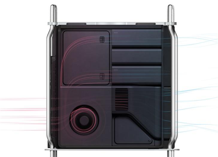 蘋果工程師解釋Mac Pro強大散熱:獨家風扇設計