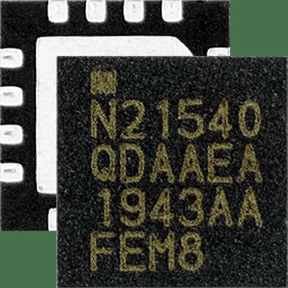 Nordic Semiconductor提供nRF21540射频前端模块样品
