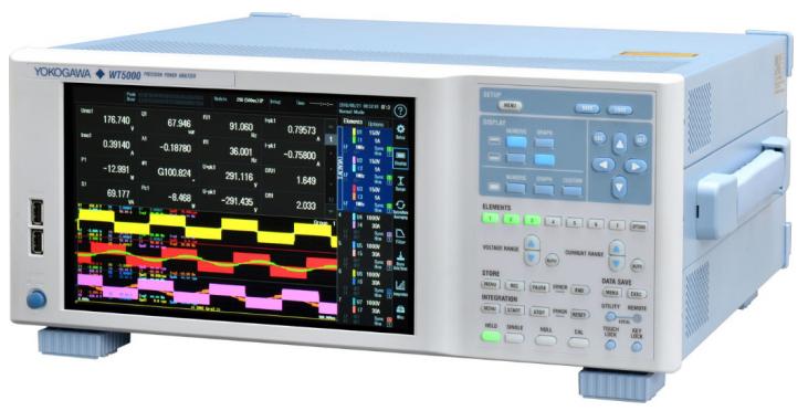 "Yokogawa WT5000高精度功率分析仪,荣获Elektra Awards""年度测试产品""大奖"