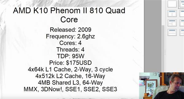 八代酷睿大战AMD K10:十年间X86 CPU性能提升10倍?