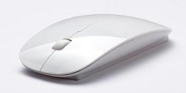 设计巧妙的苹果第一代触控鼠标拆解:一起看内部结构,显微镜下观察芯片