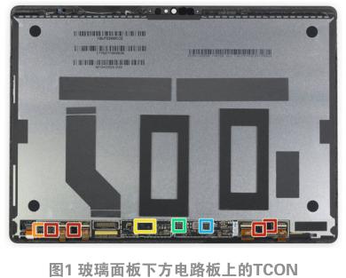 LCD用时序控制器(TCON)的技术与特征