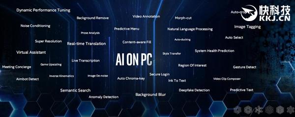 Intel Tiger Lake加入全新AI引擎!PC越来越聪明