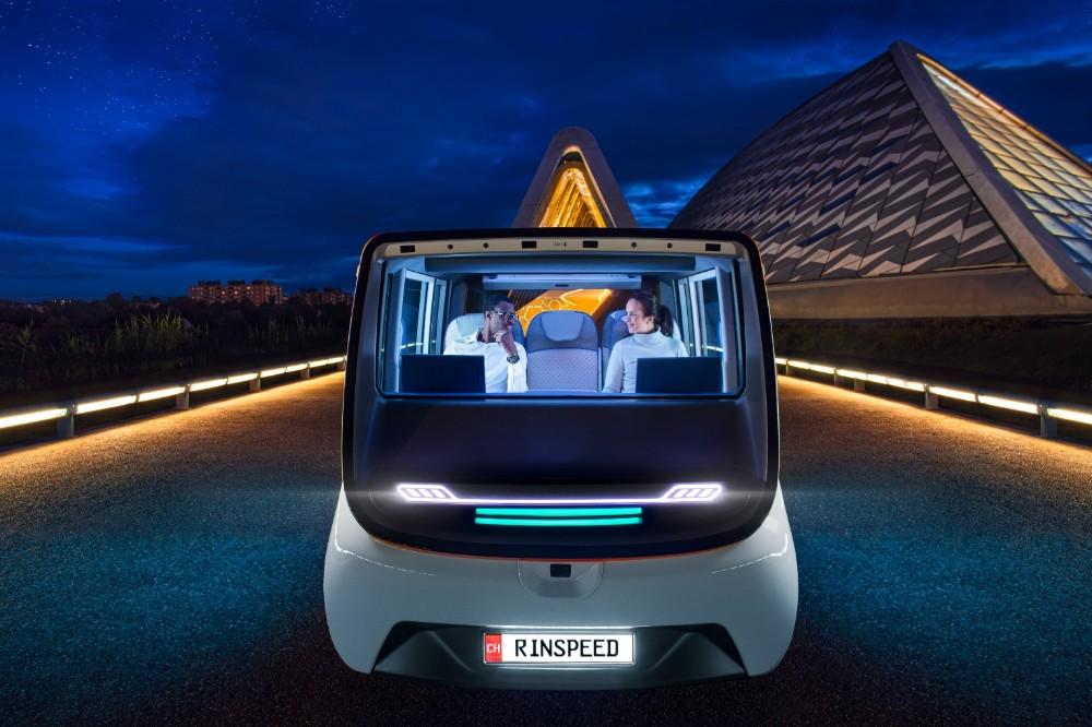 CES 2020:欧司朗携手林斯比得,以MetroSnap概念车展示未来出行技术
