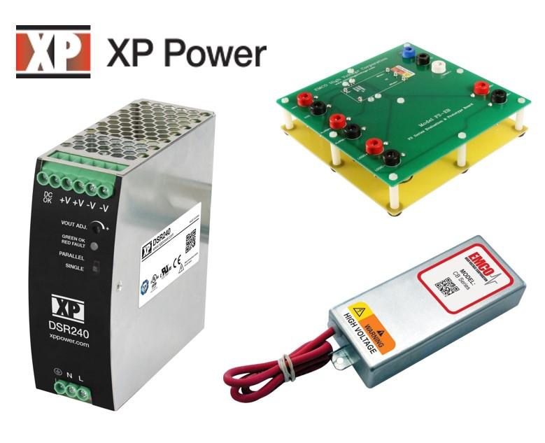 e络盟扩充XP Power产品系列