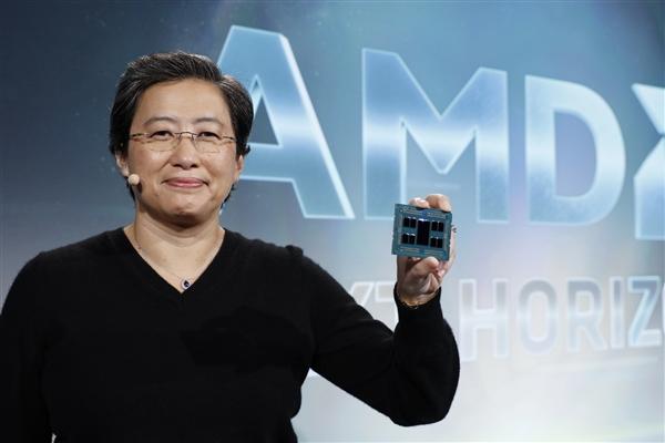苏姿丰:AMD今年会发布Zen 3和推出光线追踪显卡