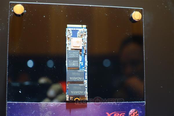 CES2020威刚连发3款PCIe 4.0硬盘:速度狂飙7GB/s 百万级IOPS