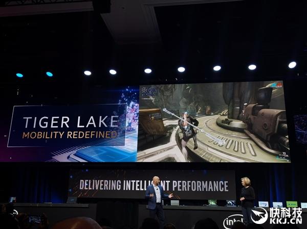 Intel Tiger Lake官宣:首发集成Thunderbolt 4