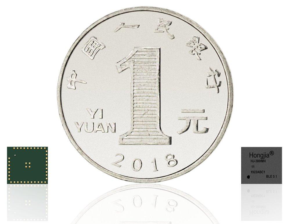 蓝牙5.1/低功耗蓝牙模块推动OEM厂商开发具有测向和长距离连接功能的物联网产品设计