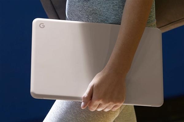 粉色版Pixelbook Go终于开售:起售价849美元 搭载Chrome OS