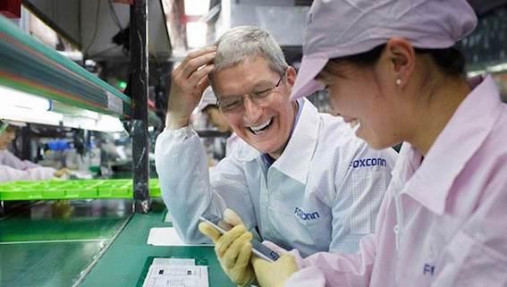外媒:iPhone组装商富士康仍计划2月10日恢复生产