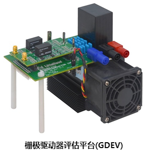 借助Littelfuse栅极驱动器评估平台 加快基于碳化硅的电源转换器的设计周期