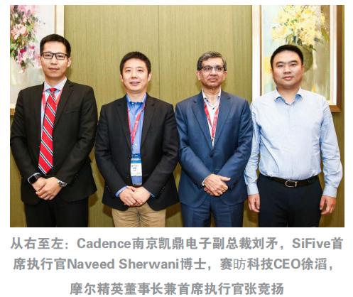 EDA、RISC-V、芯片服务公司谈芯片设计的三大热点