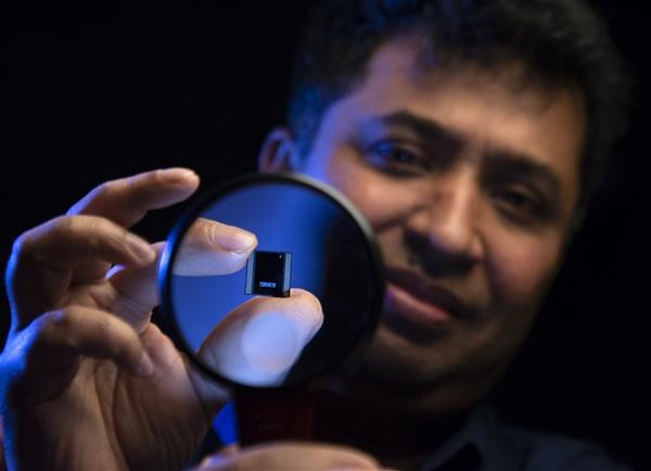 Intel Lakefield处理器官方近照:3D 5核心的奥妙