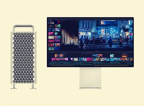 疫情影响:苹果新款Mac Pro交付时间延长
