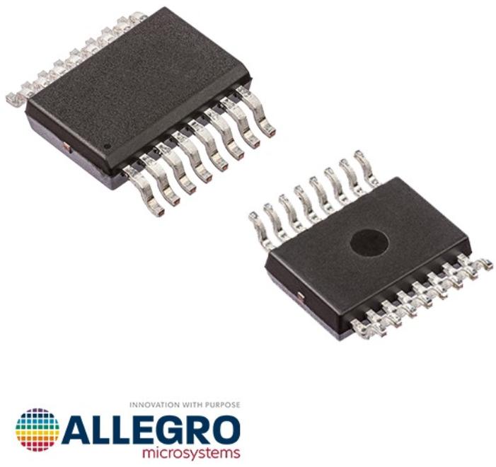 Allegro推出定制SOIC16W封裝,非常適合功率密集型混合動力/電動汽車和太陽能等應用