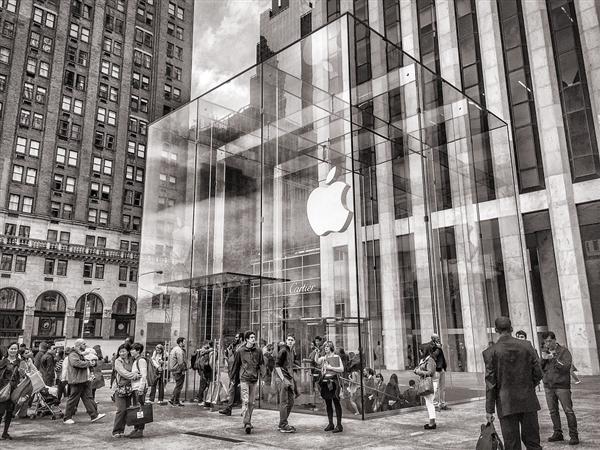 限地區!蘋果中國宣布:北京五家Apple Store零售店今天營業