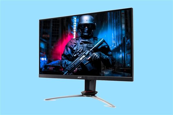 2499元 宏基全新24.5英寸IPS显示器上架:240Hz+1ms响应