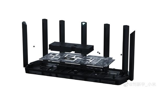 小米AIoT路由器AX3600信号强 刘新宇:能覆盖两个足球场