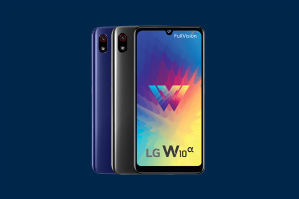 LG W10 Alpha正式发布 搭载紫光展瑞虎贲SC9863