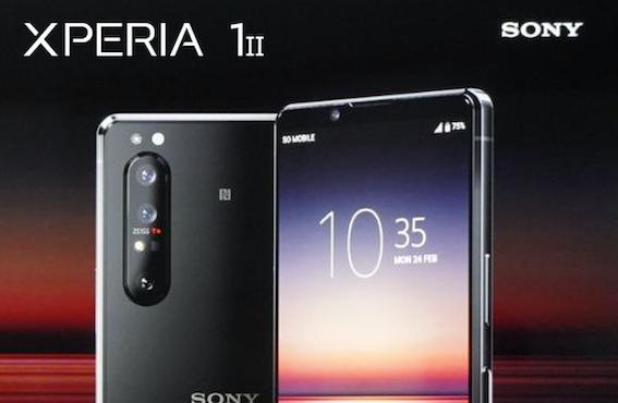 索尼的首款 5G 手机可能是加强版的 Xperia 1