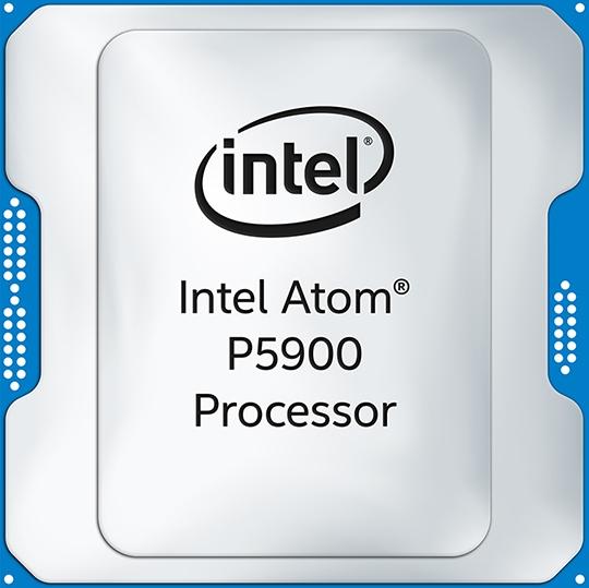 Intel发布10nm工艺凌动P5900:首次进驻向5G无线基站