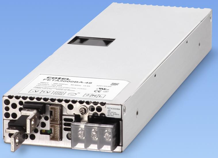 科索扩展了工业和半导体工业的微处理器控制电源