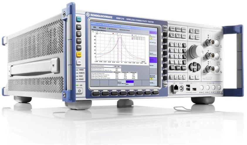 罗德与施瓦茨公司为低功耗蓝牙5.2提供测试方案