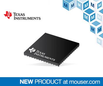 贸泽开售工业用Texas Instruments IWR1843毫米波传感器