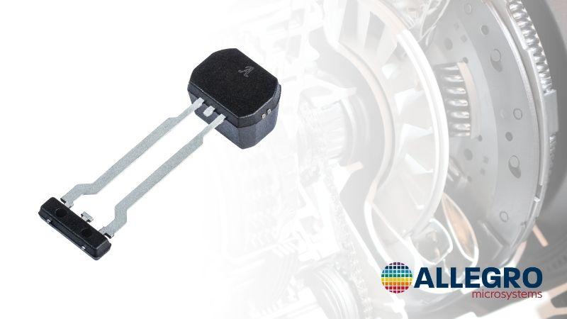 Allegro率先推出首款背磁式GMR变速箱速度和方向传感器,气隙可扩大50%