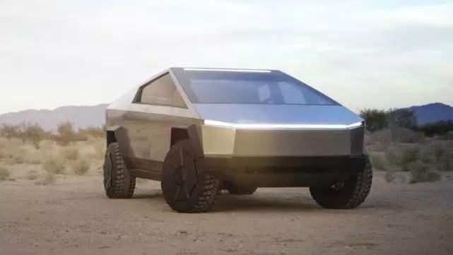 马斯克透露或对量产版电动皮卡CyberTruck外观进行调整