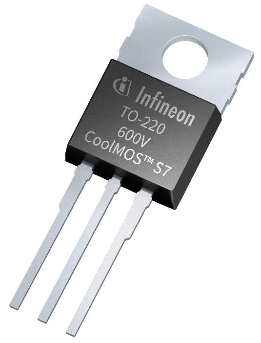 性价比一流:英飞凌推出面向低频率应用的600 V CoolMOS™ S7超结MOSFET