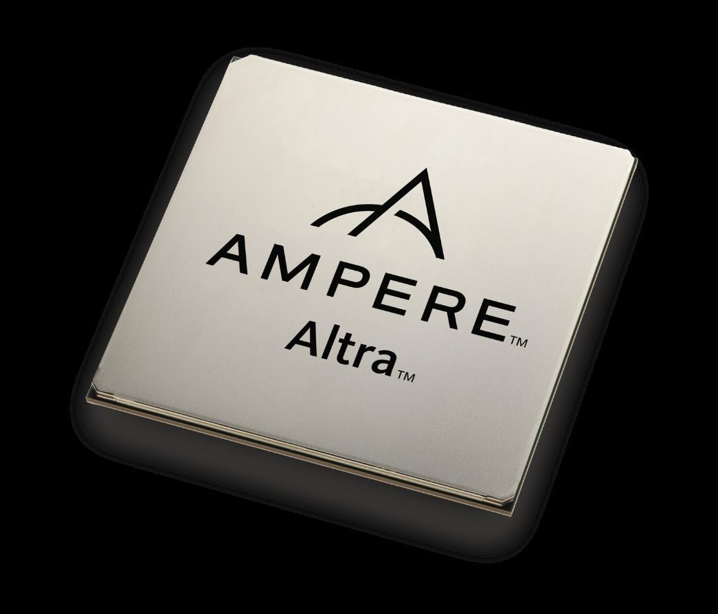 Ampere全新推出业界首款80核服务器处理器Ampere Altra™, 为云环境塑造全新性能与能效标准