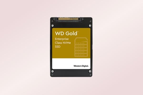西数全新推出企业级金盘SSD:2.5寸U.2接口、最大7.68TB、96层TLC