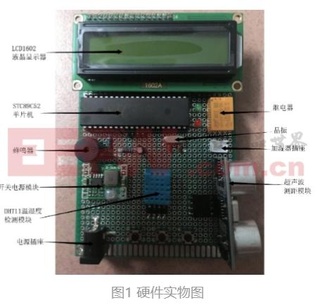 小型花卉培养室智能加湿器控制系统设计