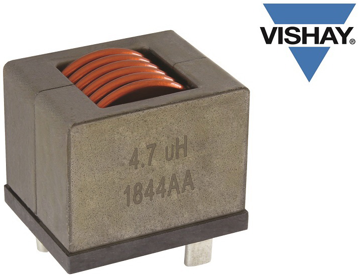 Vishay推出的新款汽车级IHDM电感器具有出色的感值及饱和稳定性