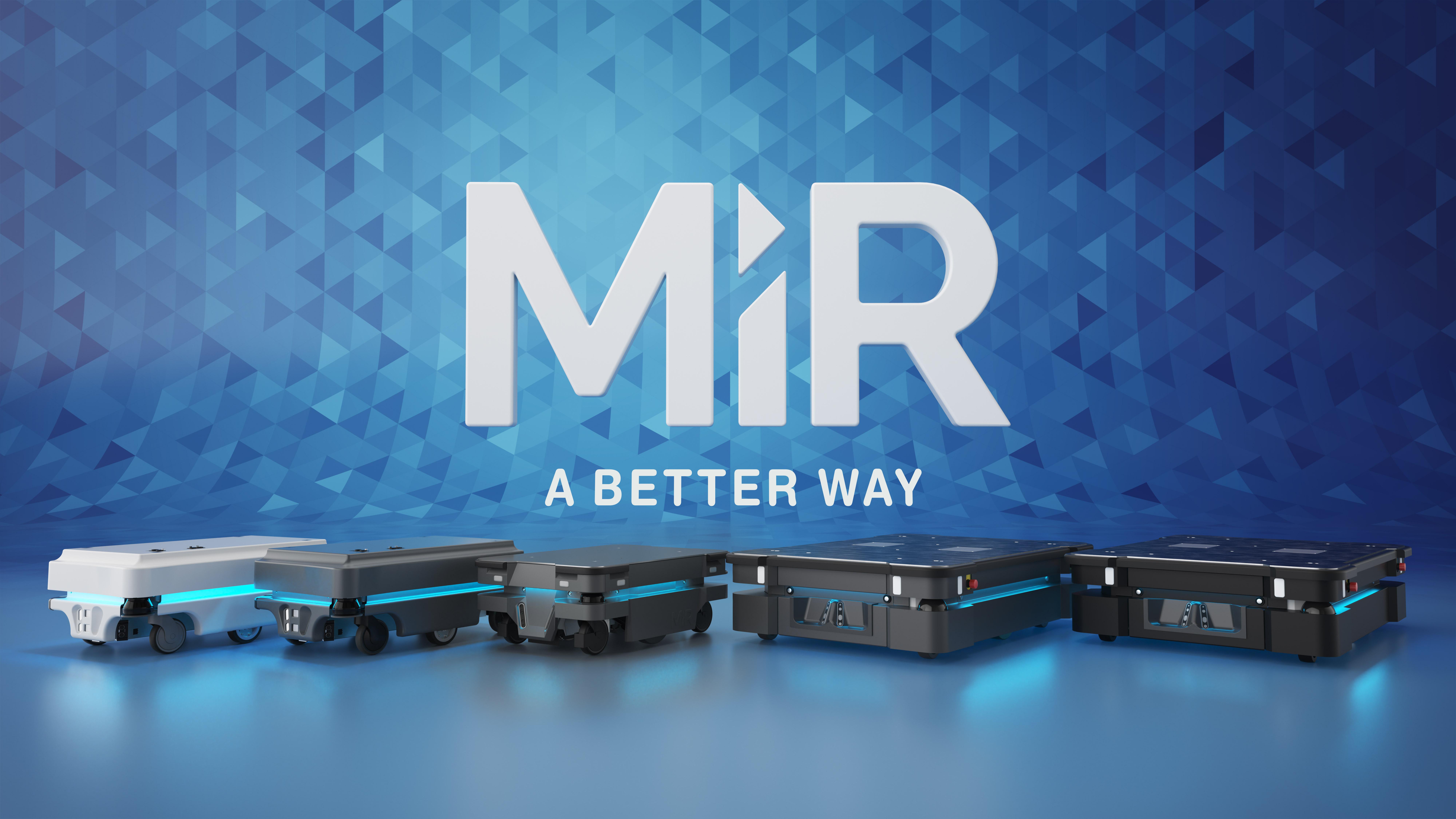 MiR壮大产品阵容  推出MiR250自主移动机器人 更快、更敏捷  提升内部物流效率